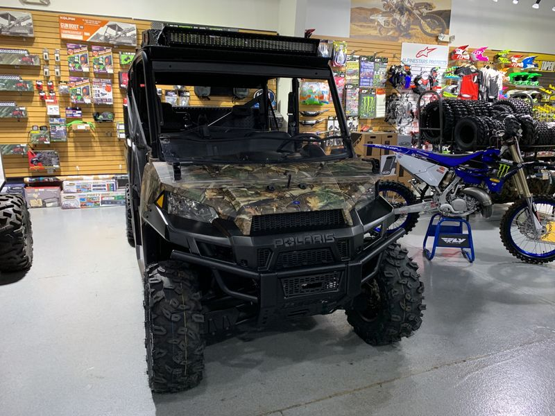 2019 Polaris RANGER CREW XP 900 E