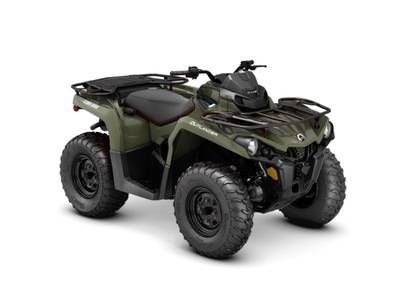 2020 Can-Am OUTLAND 570