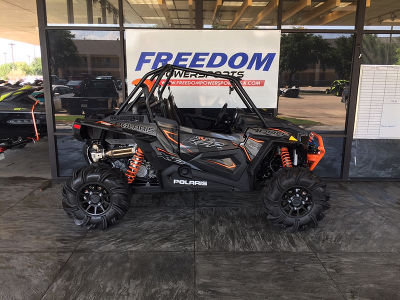 2019 Polaris RZR 1000 XP HL