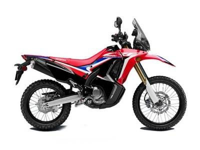 2019 Honda CRF250L RALLY