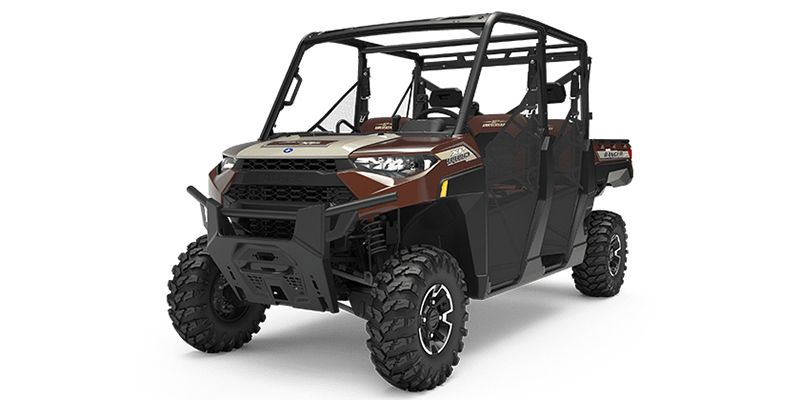 2019 Polaris Ranger Crew® XP 1000 EPS 20th Anniversary Limited Edition