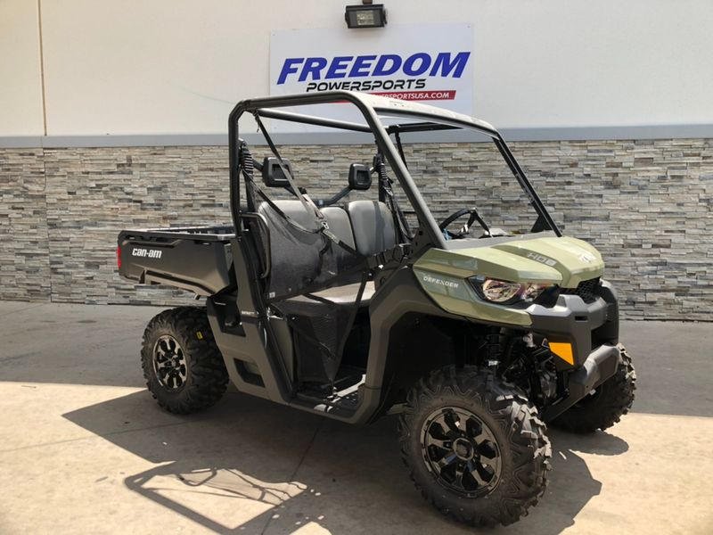 2019 Can-Am DEFEND DPS HD8