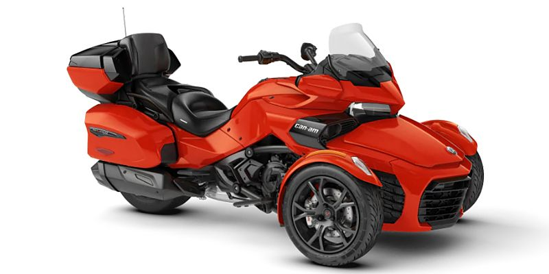 2020 Can-Am SPYDER F3 LTD SE6