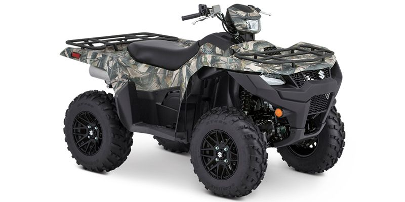 2020 Suzuki KingQuad 750 AXi Power Steering SE Camo