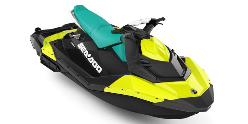 2019 Sea Doo SPARK 3UP IBS W/S