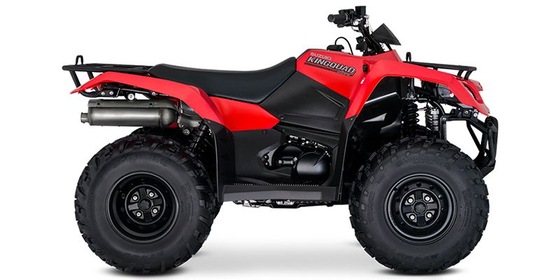2019 Suzuki KING QUAD 400 FSI