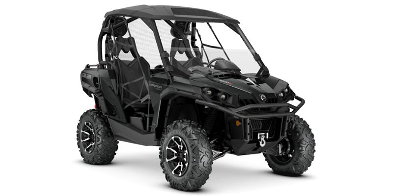 2020 Can-Am Commander Limited 1000R