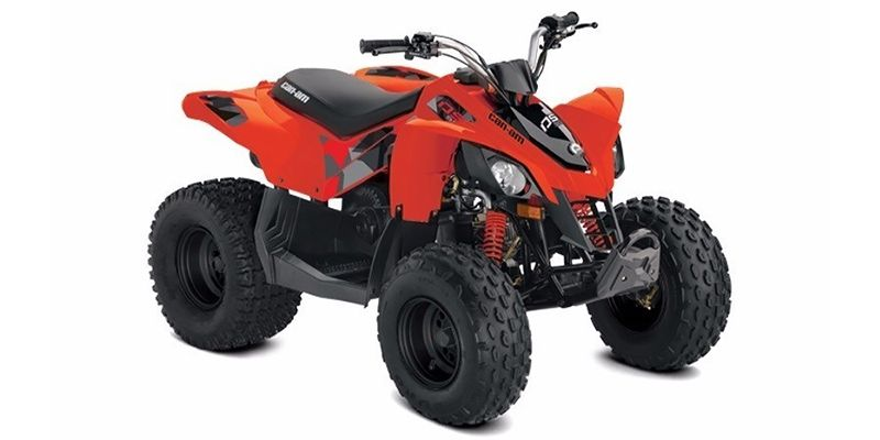2020 Can-Am DS-70