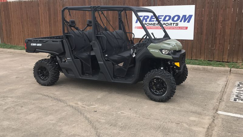 2020 Can-Am DEF MAX DPS HD8