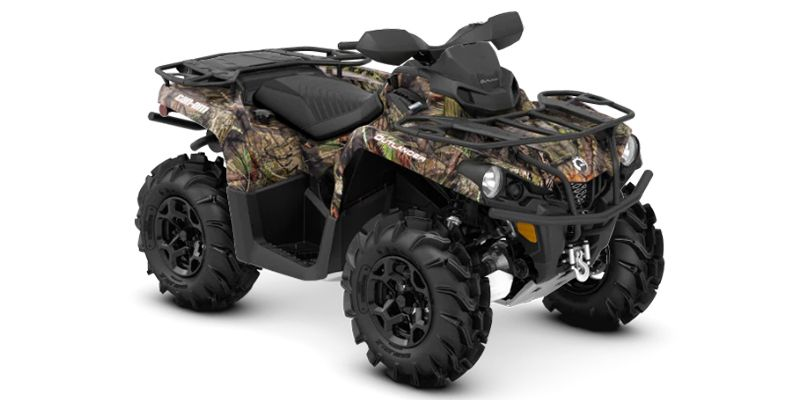 2020 Can-Am Outlander™ Mossy Oak Edition 450