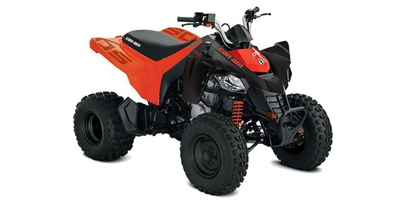 2020 Can-Am DS 250