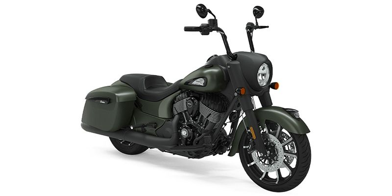 2020 Indian Motorcycle Springfield® Dark Horse®