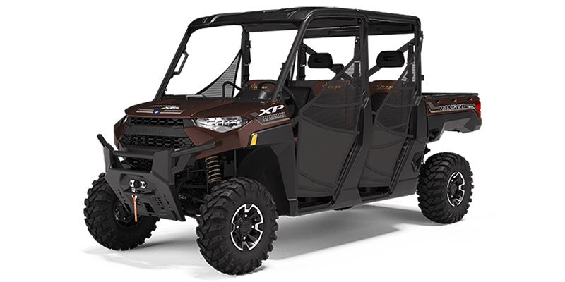 2020 Polaris Ranger Crew® XP 1000 Texas Edition