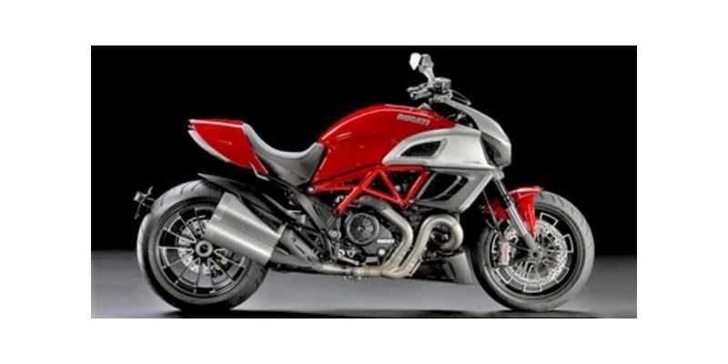 2011 Ducati Diavel Base