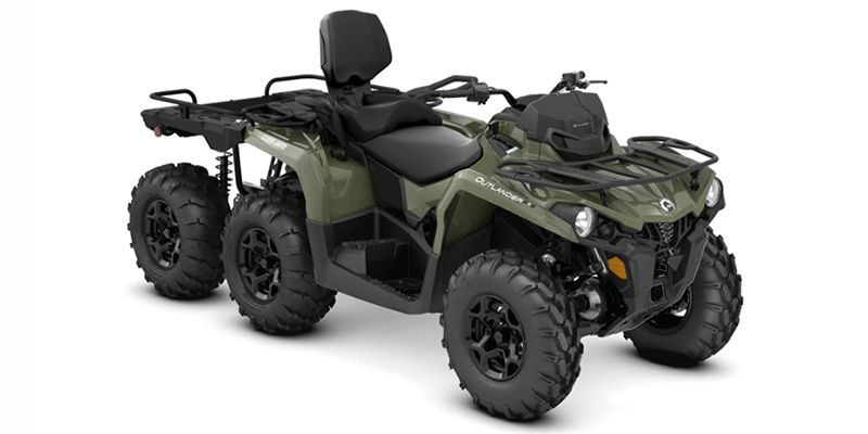 2020 Can-Am OUT DPS 450