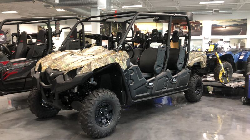 2019 Yamaha VIKING VI EPS HUNTER