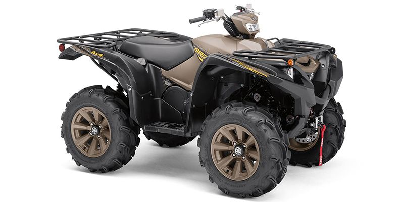 2020 Yamaha Grizzly EPS XT-R
