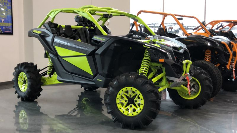 2020 Can-Am MAV X3 X MR TURBO RR