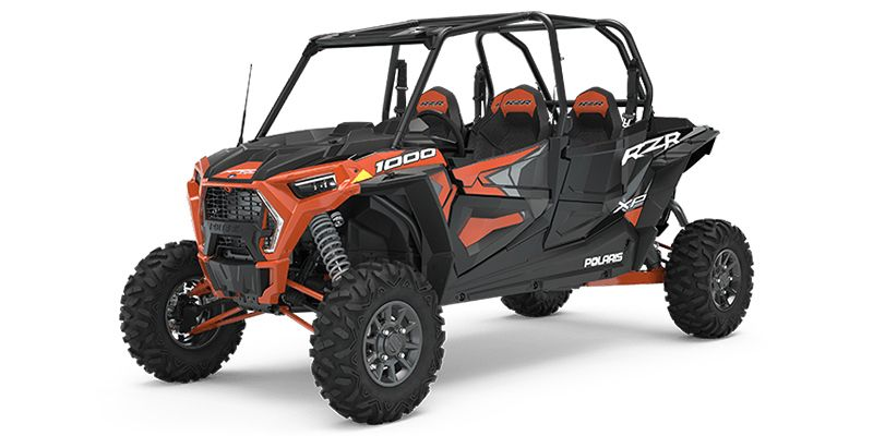 2020 Polaris RZR XP® 4 1000 Premium Edition
