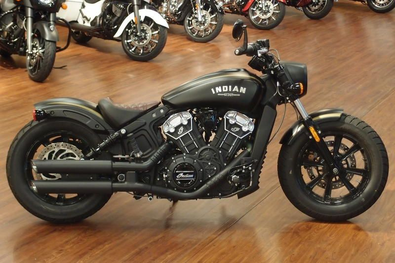 2018 Indian Motorcycle BOBBER