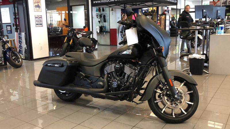 2019 Indian Motorcycle CHIEFTAIN DRK HORSE