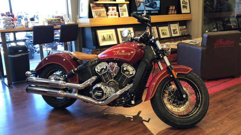 2020 Indian Motorcycle SCOUT 100 T