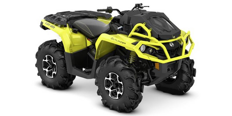 2019 Can-Am OUTLANDER XMR 650