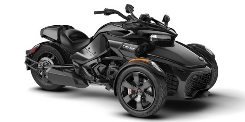 2020 Can-Am SPYDER F3 SE6