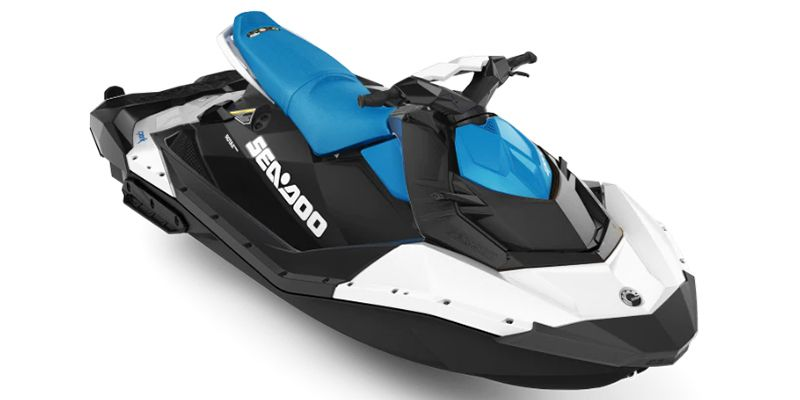2020 Sea Doo SPARK 3UP IBR W/S