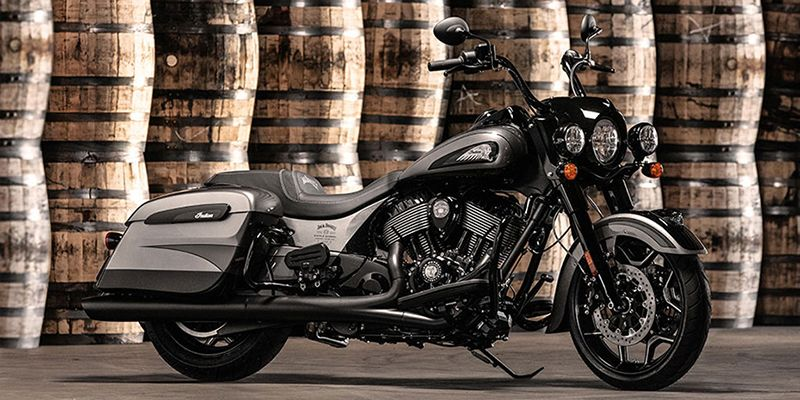 2019 Indian Motorcycle Springfield® Jack Daniels® Limited Edition Indian Springfield® DarkHorse®