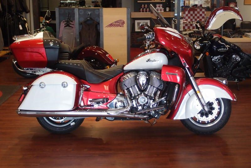 2019 Indian Motorcycle ROADMASTER ICON