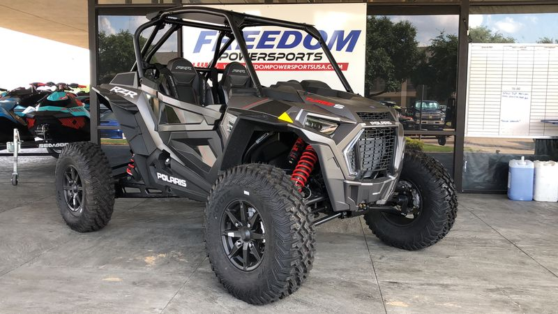 2019 Polaris RZR TURBO S