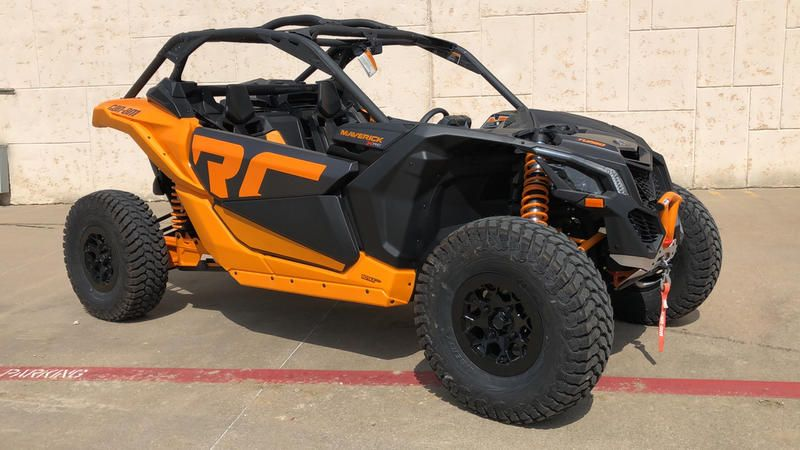 2020 Can-Am MAV X3 XRC TURBO