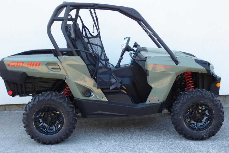 2019 Can-Am COMMANDER DPS 1000