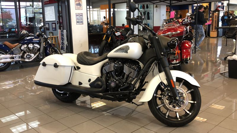 2019 Indian Motorcycle SPRINGFIELD DARK HR