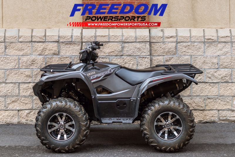 2016 Yamaha GRIZZLY 700 EPS 4WD