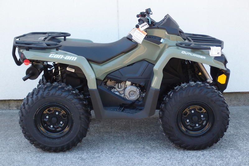 2019 Can-Am OUT 450EFI