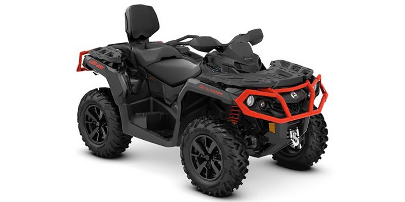 2020 Can-Am Outlander™ MAX XT 650