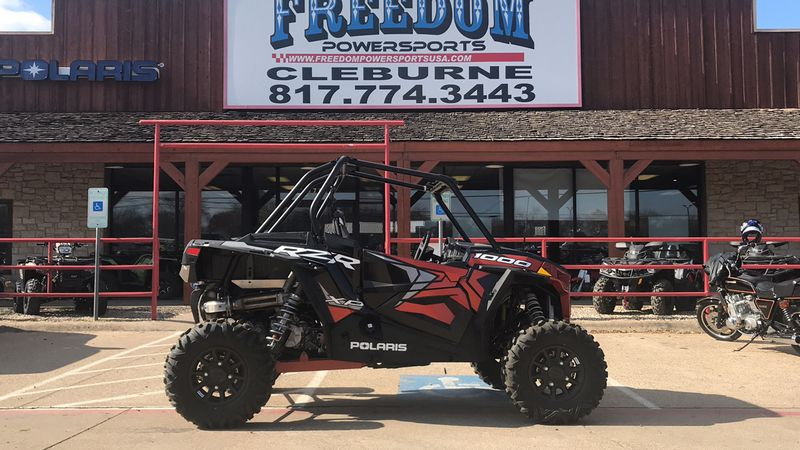 2020 Polaris RZR XP1000PREMIUM