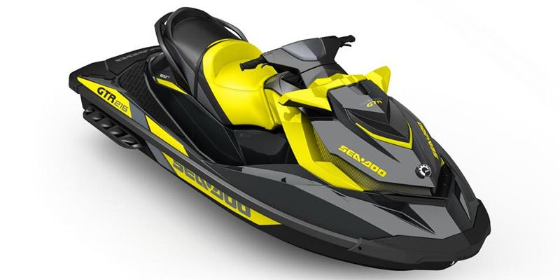 2016 Sea Doo GTX 215 LIMITED