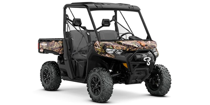 2020 Can-Am Defender Mossy Oak™ Edition HD10