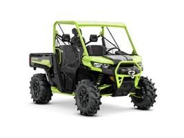 2020 Can-Am DEFEND XMR HD10