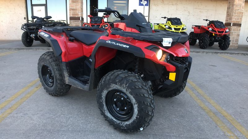 2019 Can-Am OUT 650