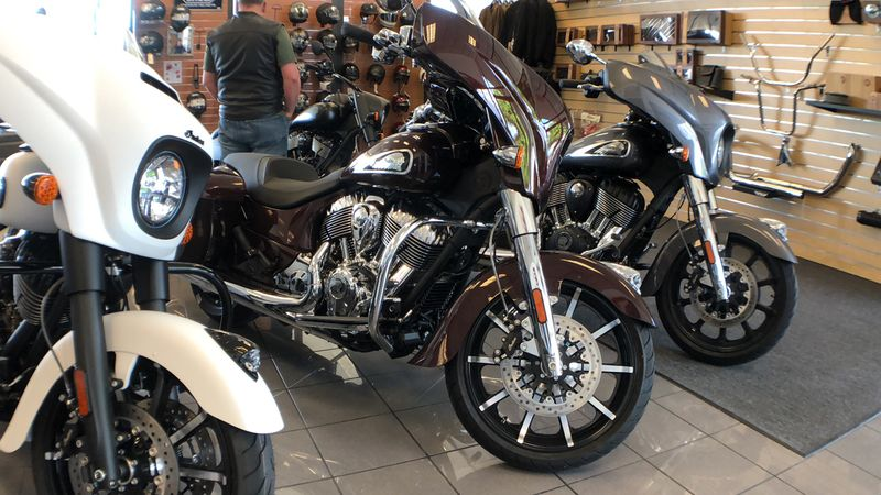2019 Indian Motorcycle CHIEFTAIN LTD