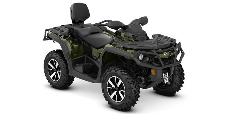2020 Can-Am Outlander™ MAX Limited 1000R