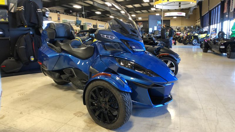 2018 Can-Am SPYDER RT LTD