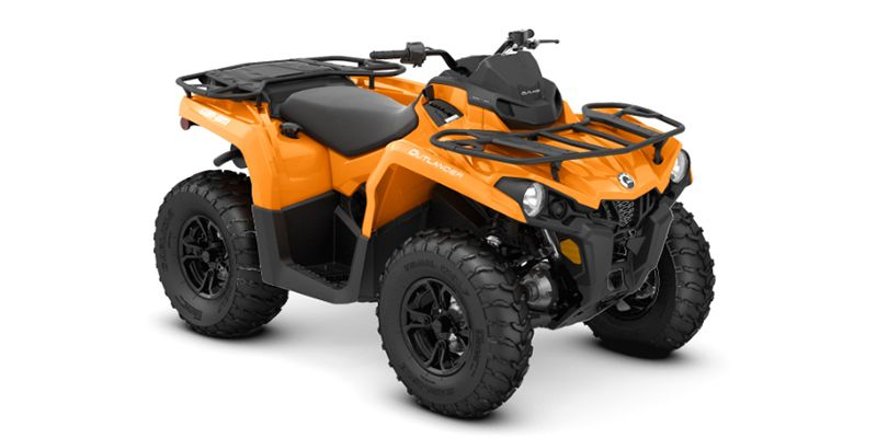 2020 Can-Am Outlander™ DPS 570