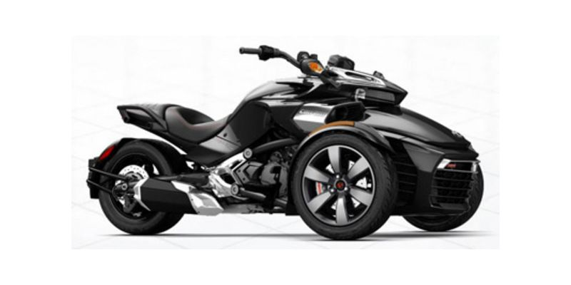 2015 Can-Am SPYDER F3 S