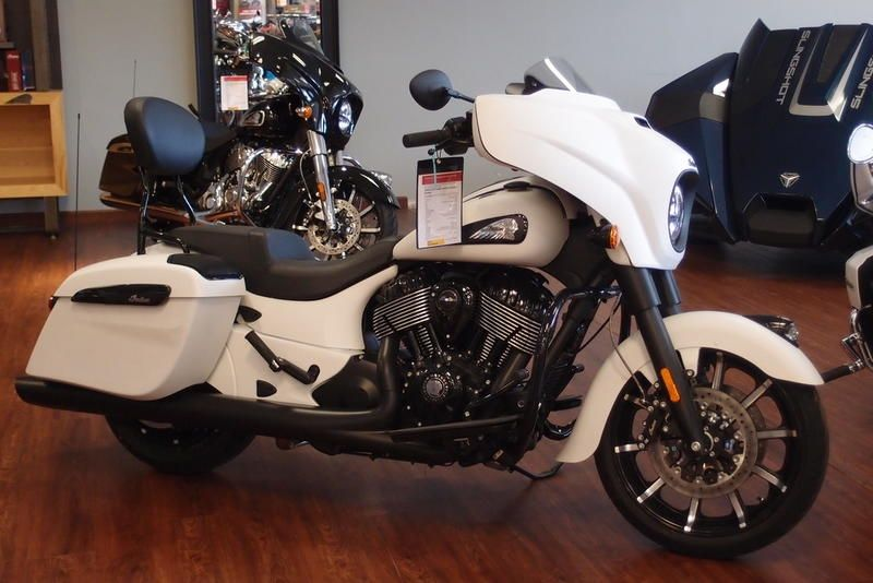 2019 Indian Motorcycle CHIEFTAIN DKHS