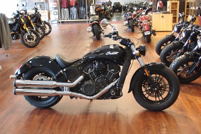 2020 Indian Motorcycle SCOUT SIXTY ABS